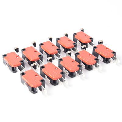 Thermal Circuit Breaker Push-to-Reset 5-30 amps PB Panel Mounted
