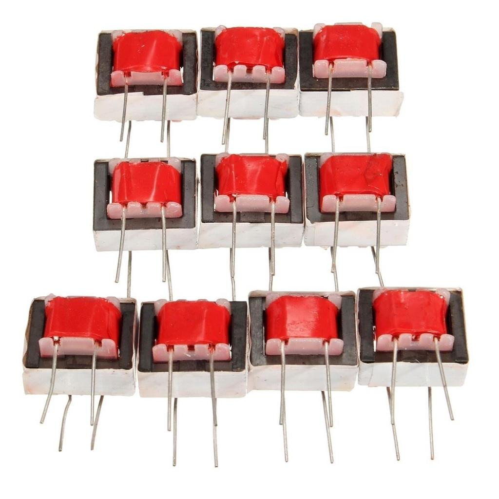 10X Audio Transformers 600:600 Ohm Europe 1:1 EI14 Isolation Transformer HOT