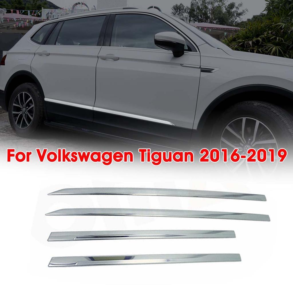 Trim Moldings  for VW Tiguan 2009 2010 2011 2012 Car Chrome Door Handle Cover