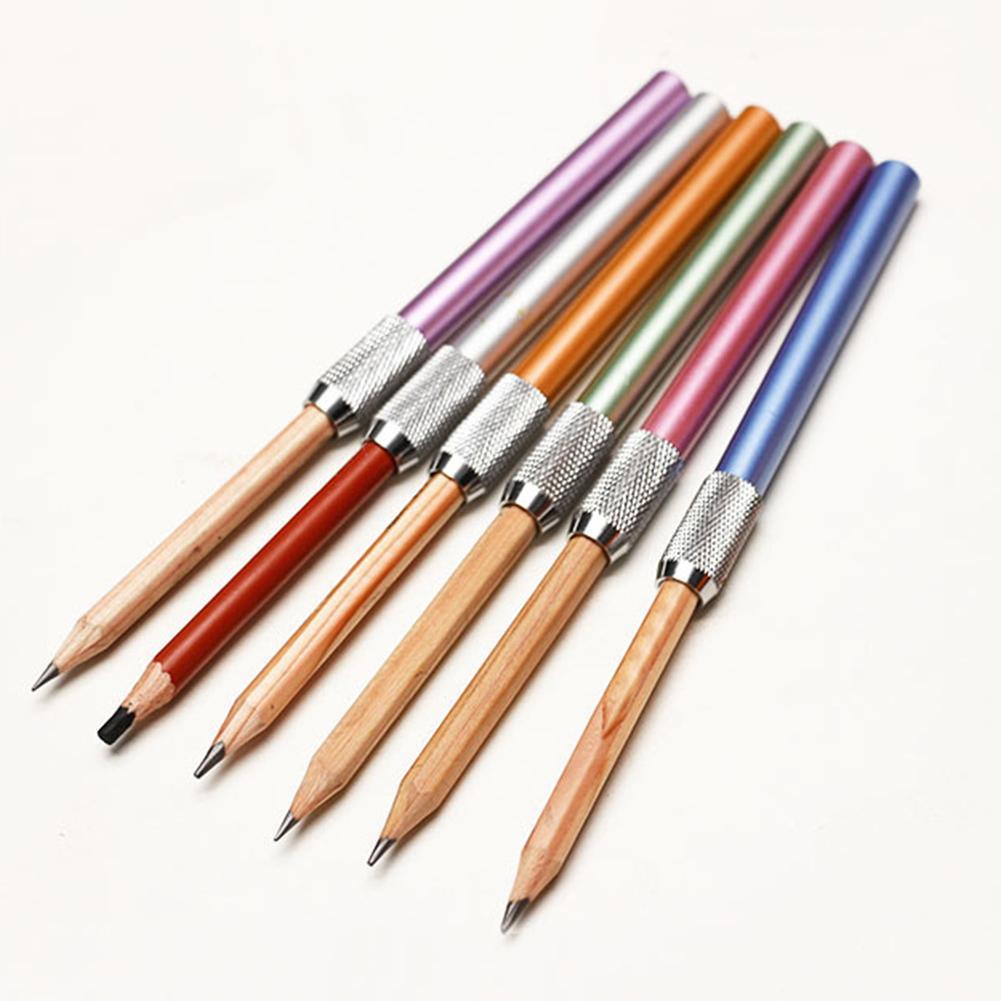 Bleistift Extender Halter Sketch Schule Büro Kunst schreiben
