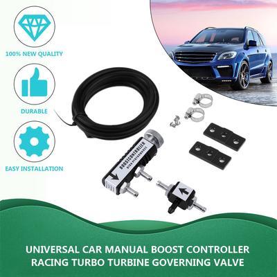 Universal Car Manual Boost Controller Racing Turbo Turbine Governing Valve 3KE
