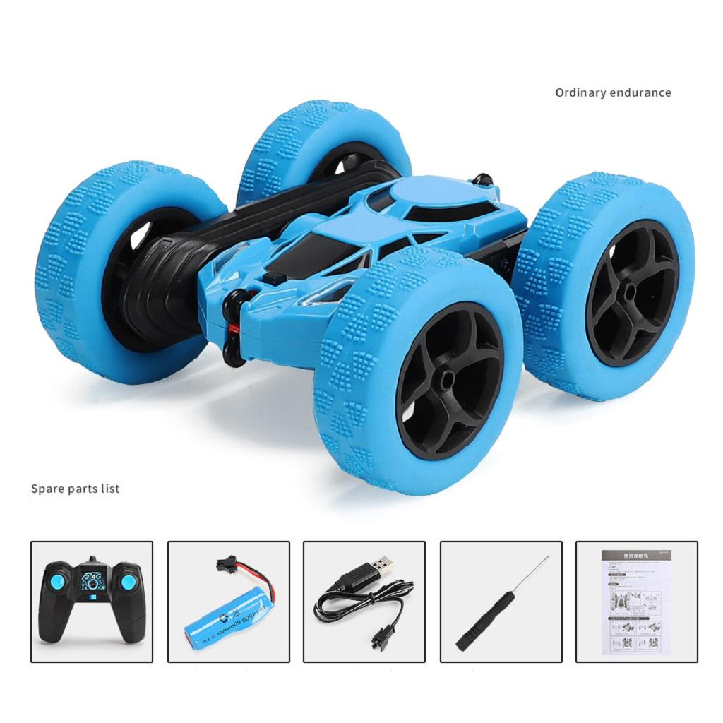 Remote Control Vehicles Electronic RC Rock Racing Model Stunt Cars Toys