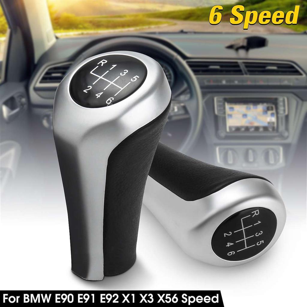 5 Speed Gear Stick Shift Knob Black For BMW E30 E34 E36 E38 E39 E46 X3 X5  !