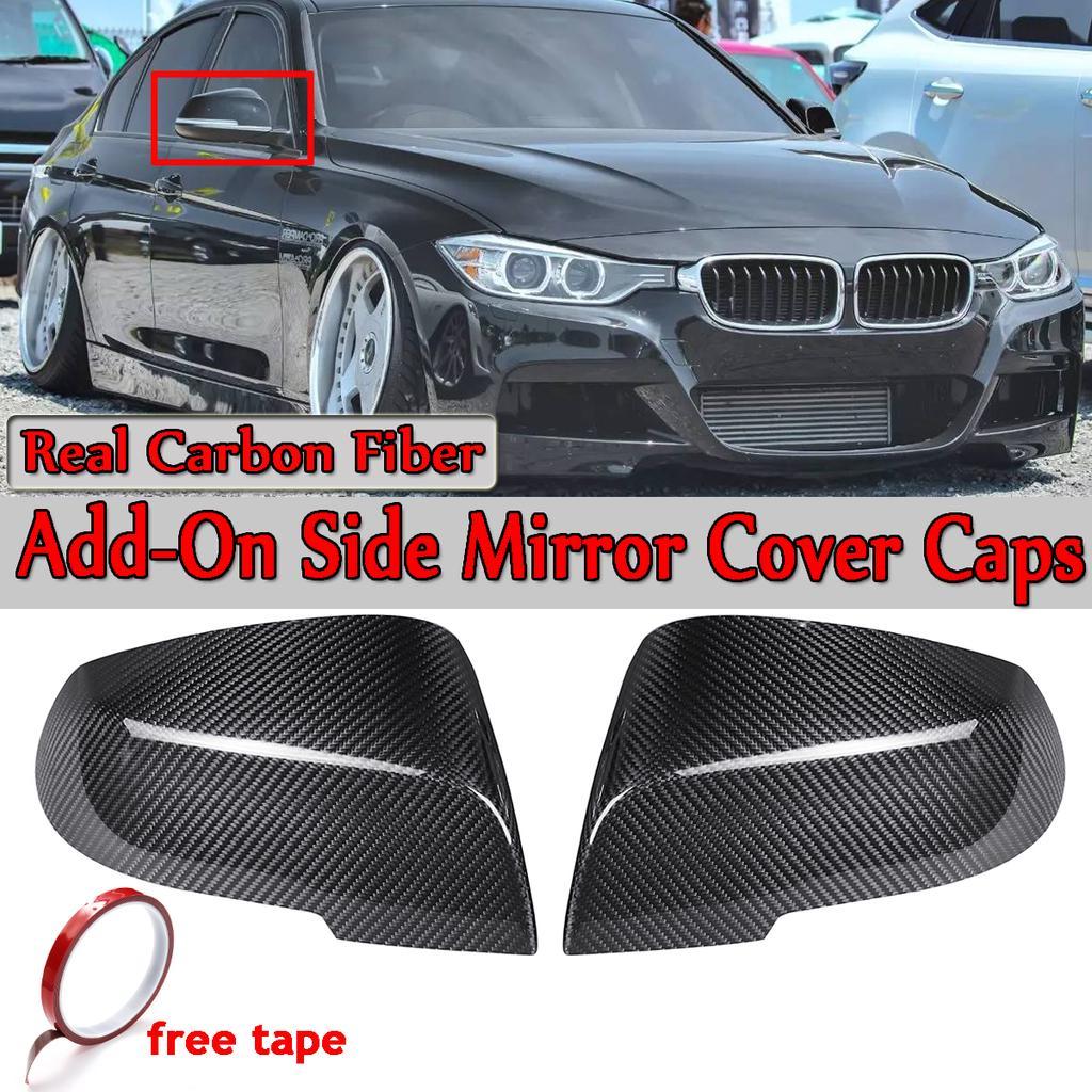 Carbon Fiber Fender Side Grille Cover Trim For BMW F32//F33//F36 4 Series