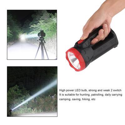 Portable Waterproof Super Bright DEL Torche Light Outdoor Camping Lampe de Poche