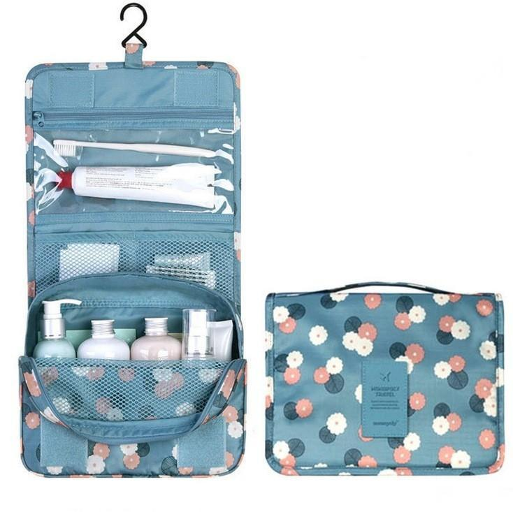 Women Cosmetic Bag Anizer Pouch