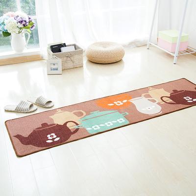 Emulsion Subface Non-slip Kitchen Mats Door Mats Bedroom Carpets Door Mat