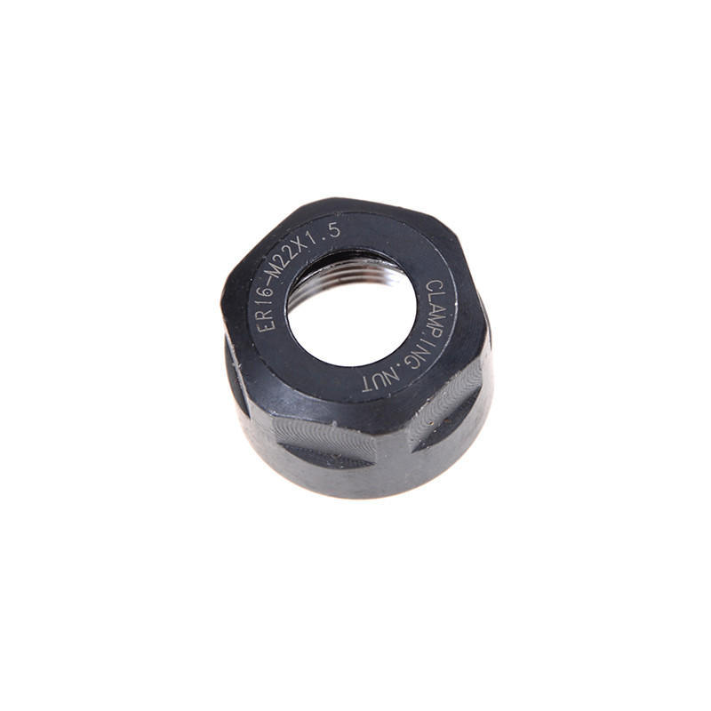 ER16 M22*1.5 Collet Clamping Nuts for CNC Milling Chuck Holder Lathe QH CYN