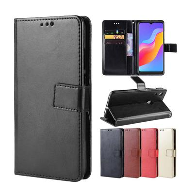 Luxury Flip Leather Wallet Phone Case Card Holder Slots Wrist Cover for iPhone Samsung Huawei Xiaomi LG Meizu Nokia Ect.