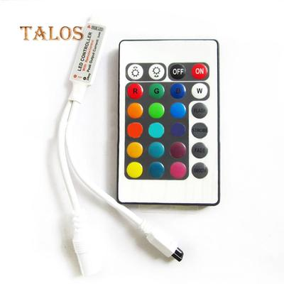 Lighting Accessories Arilux Mini Wifi Rgb Controller App Control For 5050 Led Strip Light Dc 5-28v