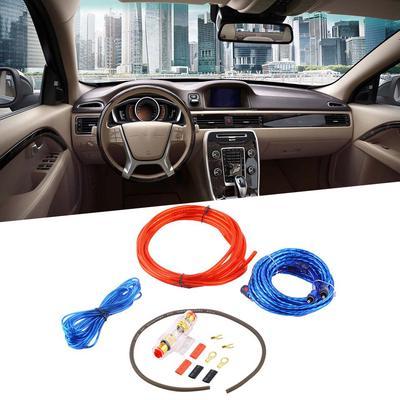 1500W 8GA Fahrzeugverkabelung Audio Subwoofer Verstärker AMP Fuse ...