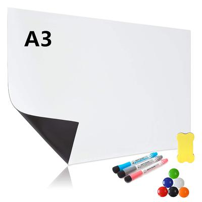 practical tool soft a4 magnetic dry erase whiteboard sheet for