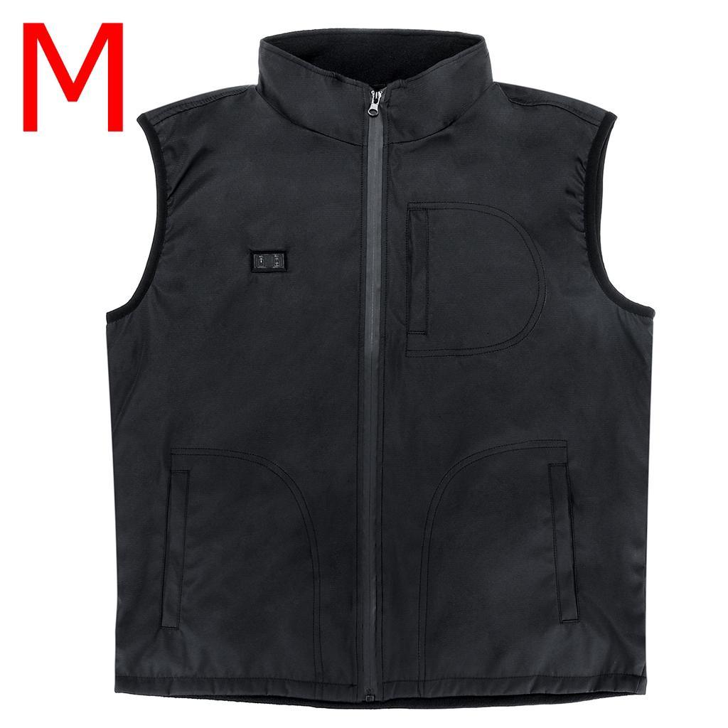 Collar Heating Jacket Heater Waistcoat for Outdoor Heated Vest for Men//Women
