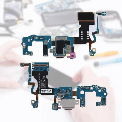 USB Charging Port Flex Cable Connector Charge Board For Samsung Galaxy S9  G960F/G960U