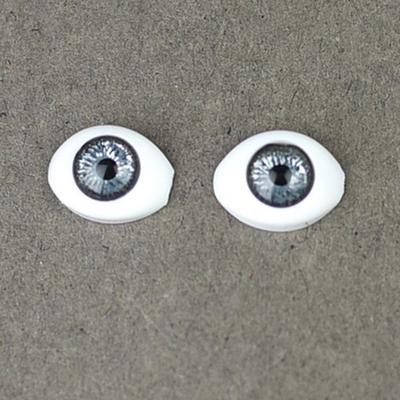 8pcs 16mm Colorful Round Acrylic Doll Eyes Eyeballs for Doll DIY Making Accs