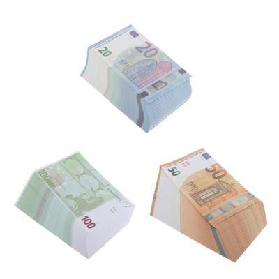 Fashion 100 Pcs Paper Bills fire money magic tricks Props Practical Best