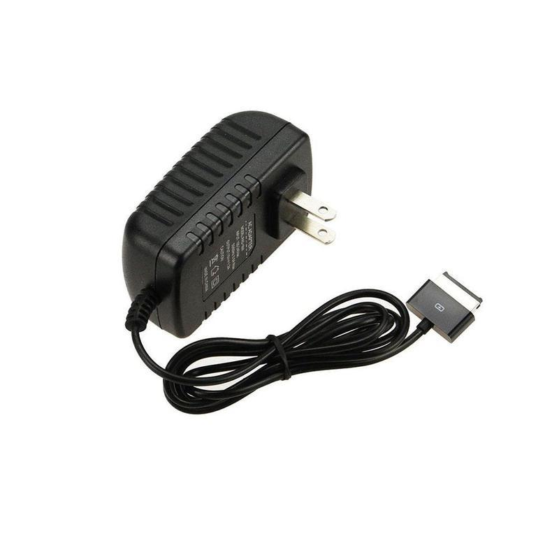 AC Power Charger Adapter For ASUS VivoTab TF600 TF600T TF810 TF810C w// USB Cable