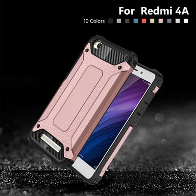 Hybrid Shockproof Full Back Case Skin Tough Armor Cover For Redmi 4A 5 inch HEAVY DU