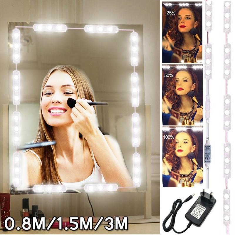 Led Vanity Mirror Light Kit, Makeup Mirror Light Kit