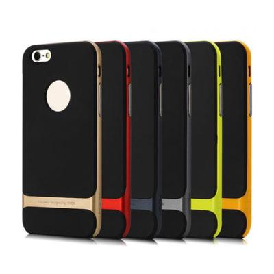 Hybrid Hard Bumper Soft Rubber Skin Case Cover for Apple iPhone 6 4.7