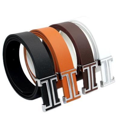 Genuine Leather Dress Belt Casual Pin Buckle Waist Strap Belts Waistband