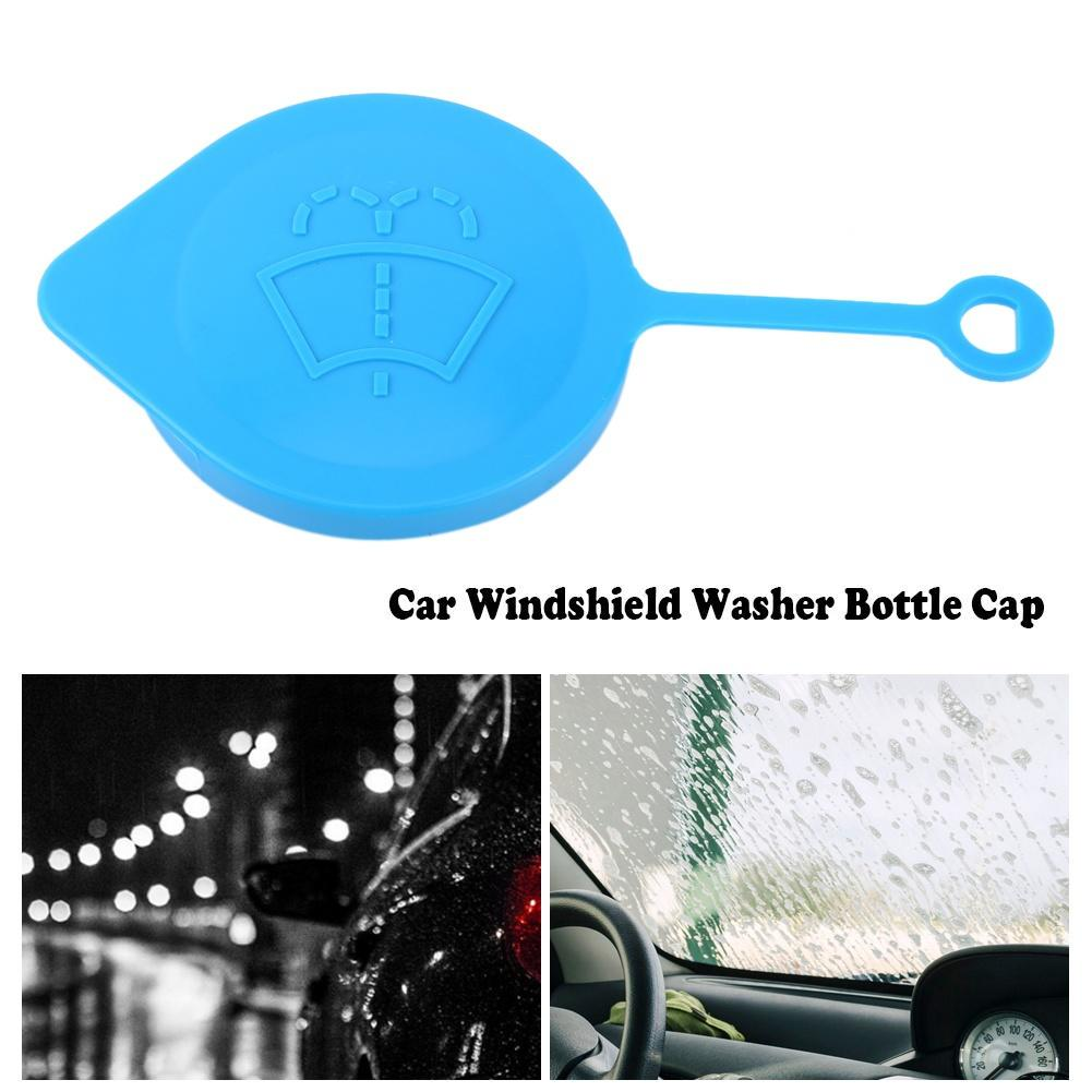 Windshield Washer Nozzle Cap Windshield Washer Bottle Cap Small Ring Lid Cover Windshield Washer Reservoir Cap for H-onda A-ccord Civic CRV CRX 38513-SB0-961