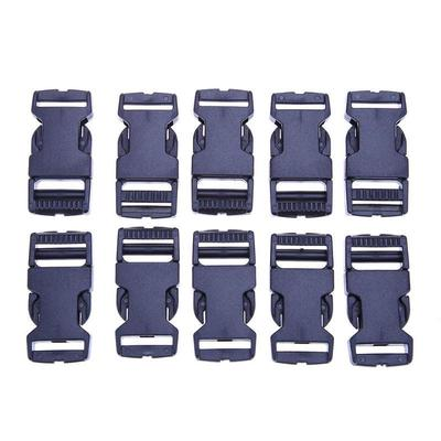 Plastic buckle Backpack Webbing connection Pet Safety Clasp paracord Bracelets