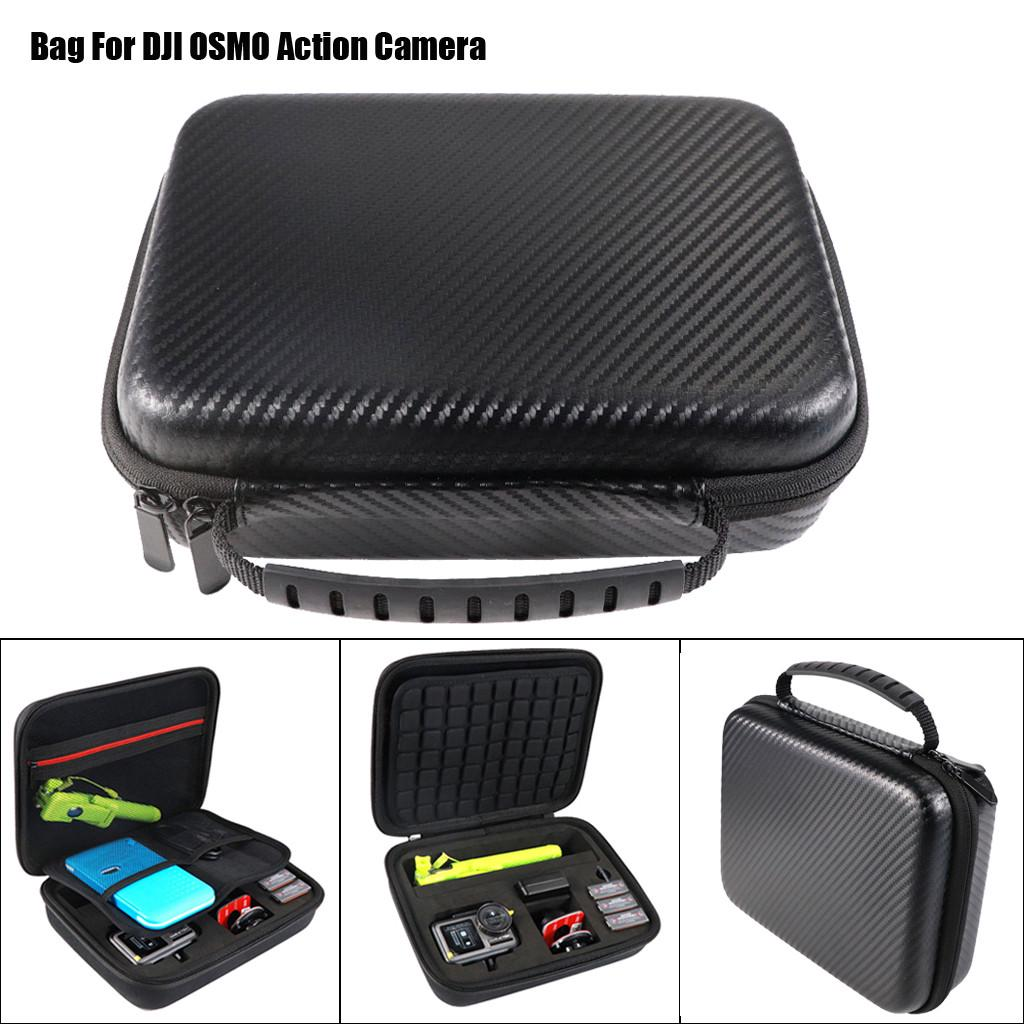 Carrying Case for DJI Osmo Action Camera and Accessories,EVA Hard Case for Osmo Action