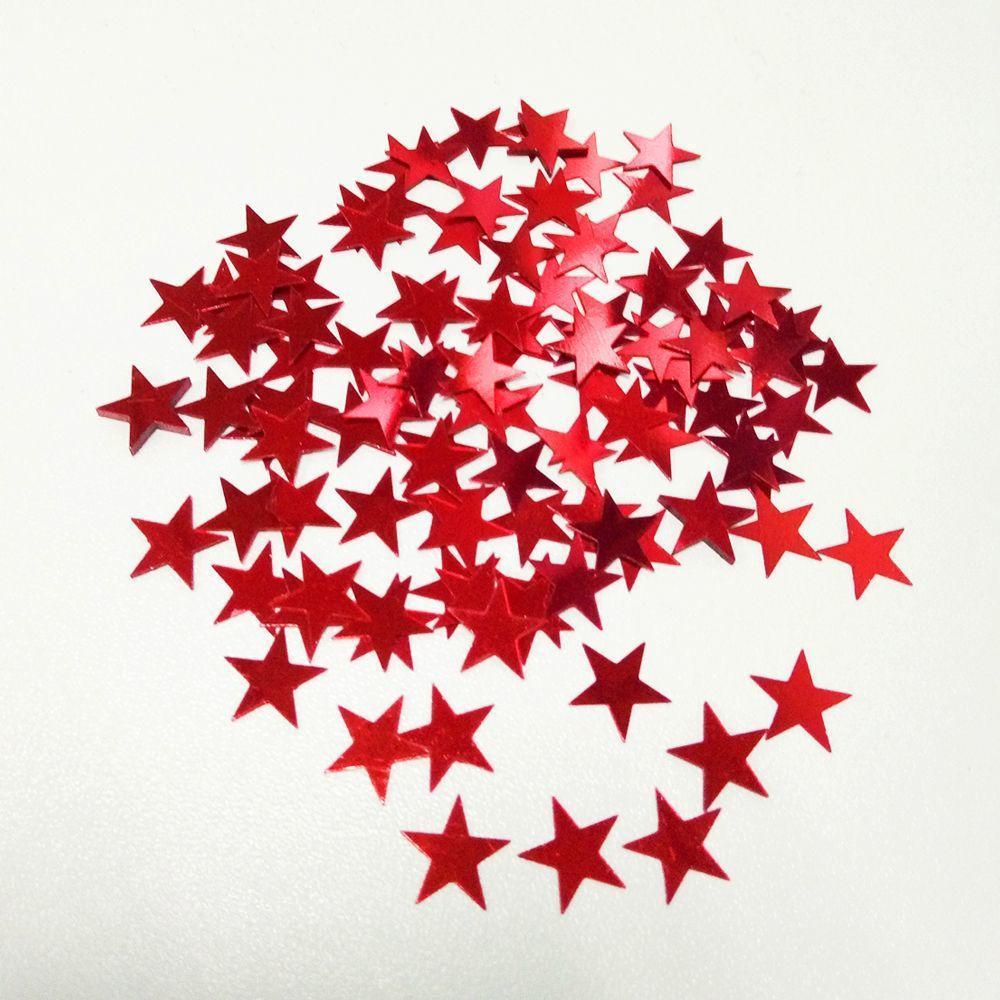 BRICOLAJE 1000/3000pcs brillantes 5 estrellas sueltas lentejuelas ...