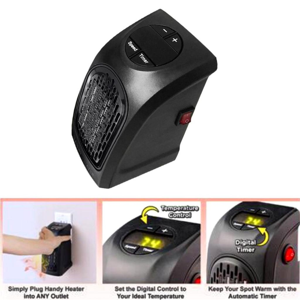 240V 300W Wall-Outlet Handy Heater RV Bathroom Electric Air Radiator Warmer  GCC-buy at a low prices on Joom e-commerce platform