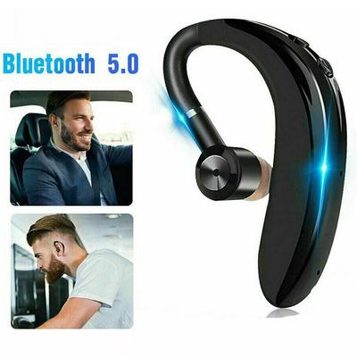 Bluetooth Earphone Overear Hook Left And Right Headset Wireless Bluetooth 5 0 Single Earphone With Mic Handsfree Headphone Buy At A Low Prices On Joom E Commerce Platform