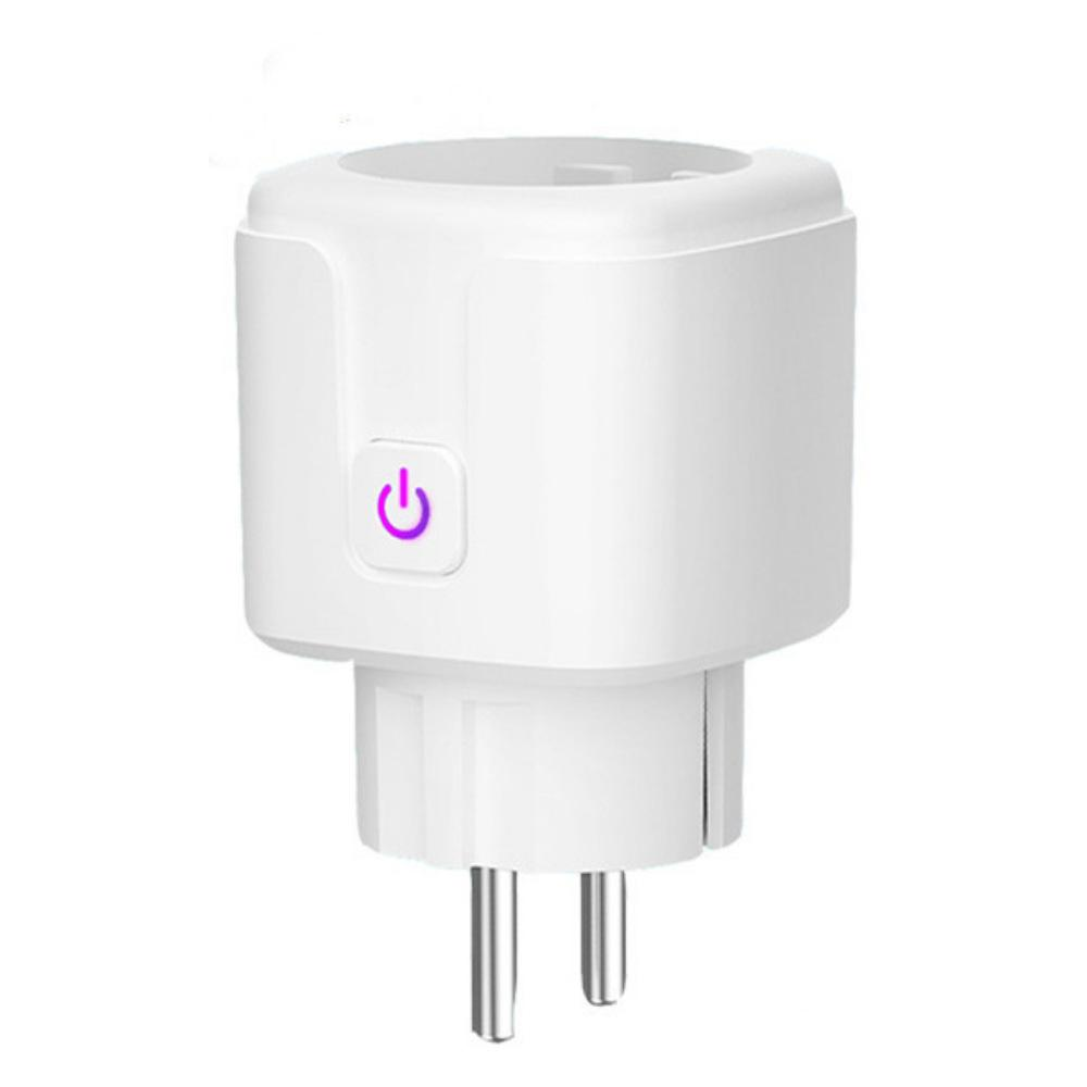 Smart Plug Wifi Socket Eu 16a Power Monitor Timing Function Tuya Smartlife App Control Works With Alexa Google Assistant Buy At A Low Prices On Joom E Commerce Platform