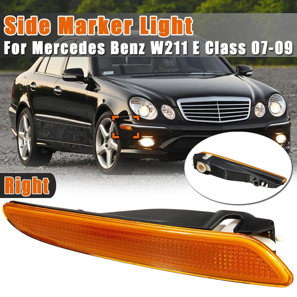 For Mercedes Benz W211 E-Class E320 LHS Left Front Bumper Side Marker Light Lamp