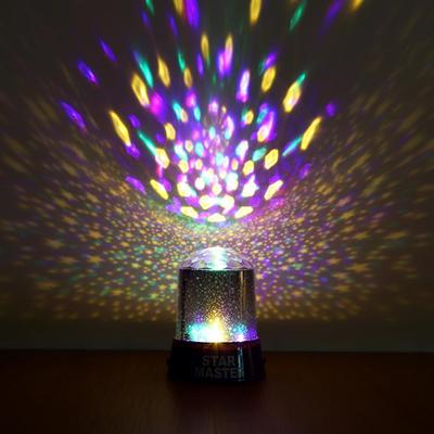 E27 G95 5W 85-265V 460LM LED Bulb 3D Firework Lamp Babysbreath Colorful