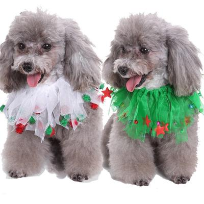 Pet Christmasative Collar With Jingle Bells Xmas Dress Buy At A Low Prices On Joom E Commerce Platform
