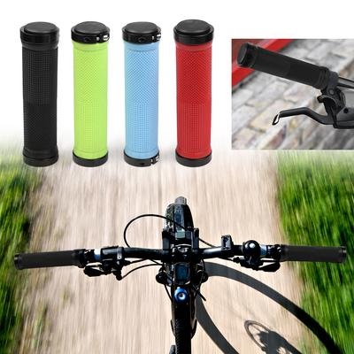 Universal Bicycles Handlebar Grips Rubber For Twisting Shifter Mountain Bike Bar