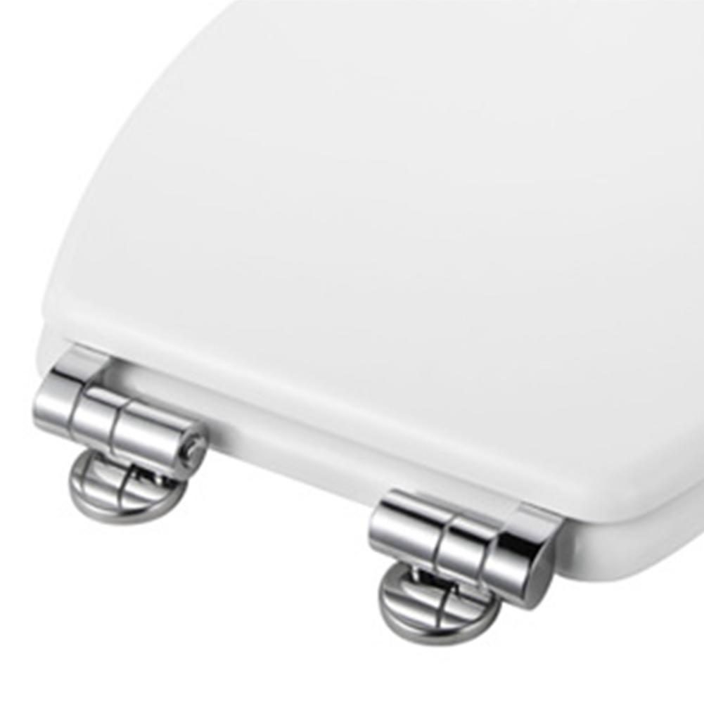 Toilettensitz scharniere universell einstellbar paar ersatz  chrom-wc-sitzscharnier