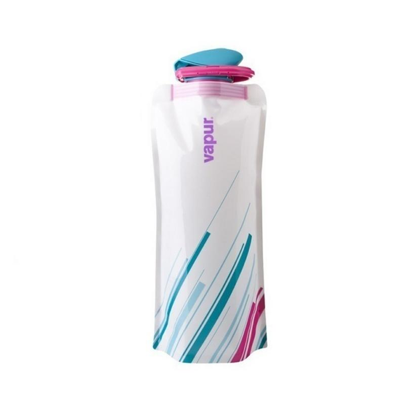 Portable 700ML Foldable Water Bottle Sports Outdoor Camping Hiking Waterbags