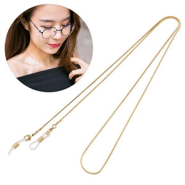 WINOMO Bronze Eyeglasses Chain Sunglasses Holder Strap Holder
