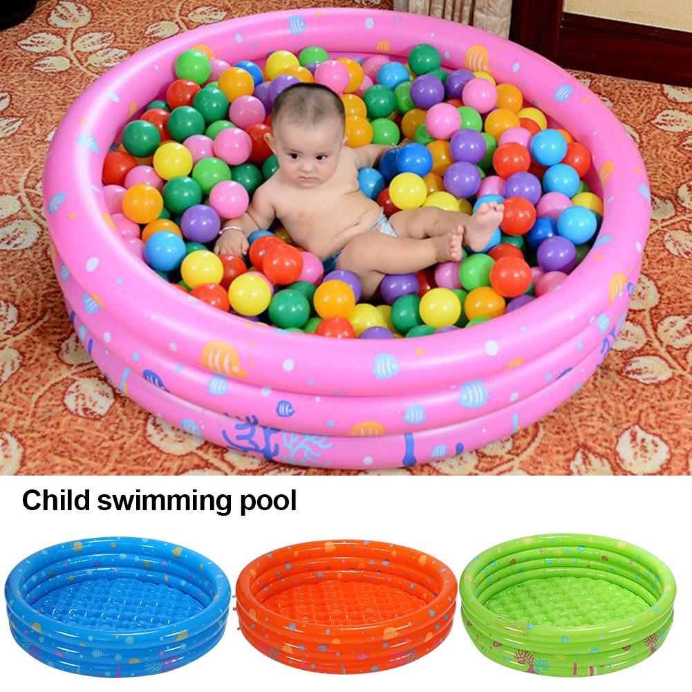 Baby Inflatable Swimming Pool Thickened Kids Inflatable Pool Ball Pit 3 Ring Inflatable Pool Bathtub Buy At A Low Prices On Joom E Commerce Platform