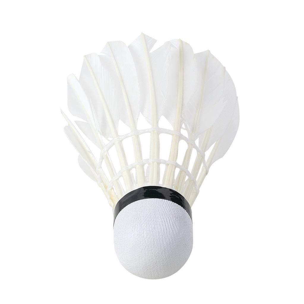 Badminton Double Fish Goose Feather Durable Badminton-v Be Friendly In Use