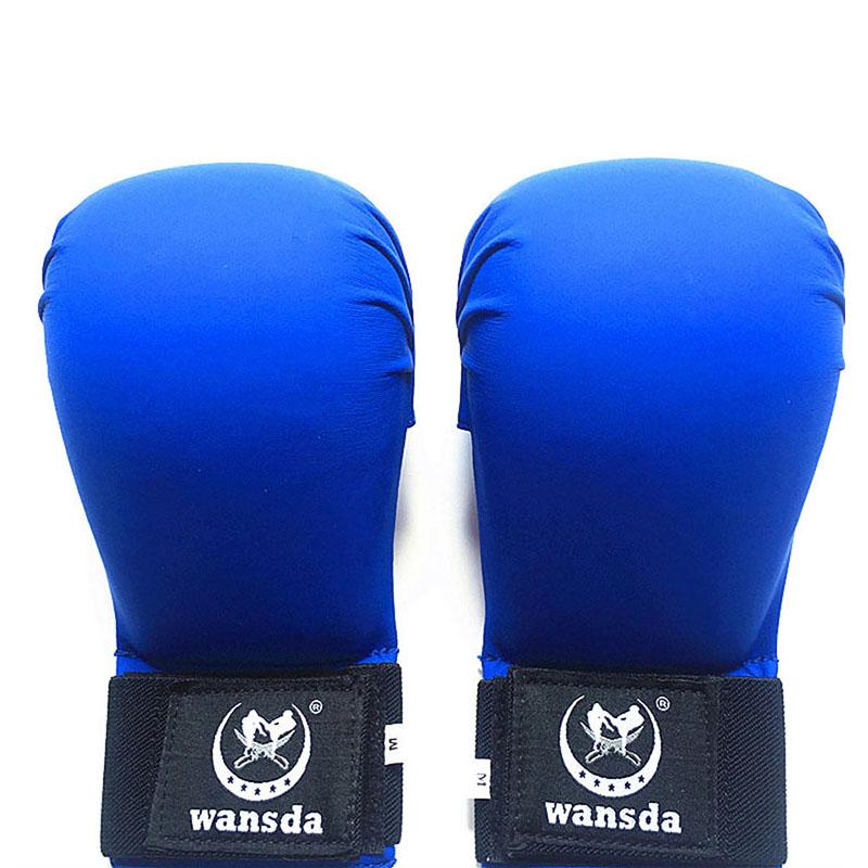 Wangyan 123 Boxing Curved Focus Punching Mitts Sparring Training Hand Pads Martial Arts Kicking Targets Black White