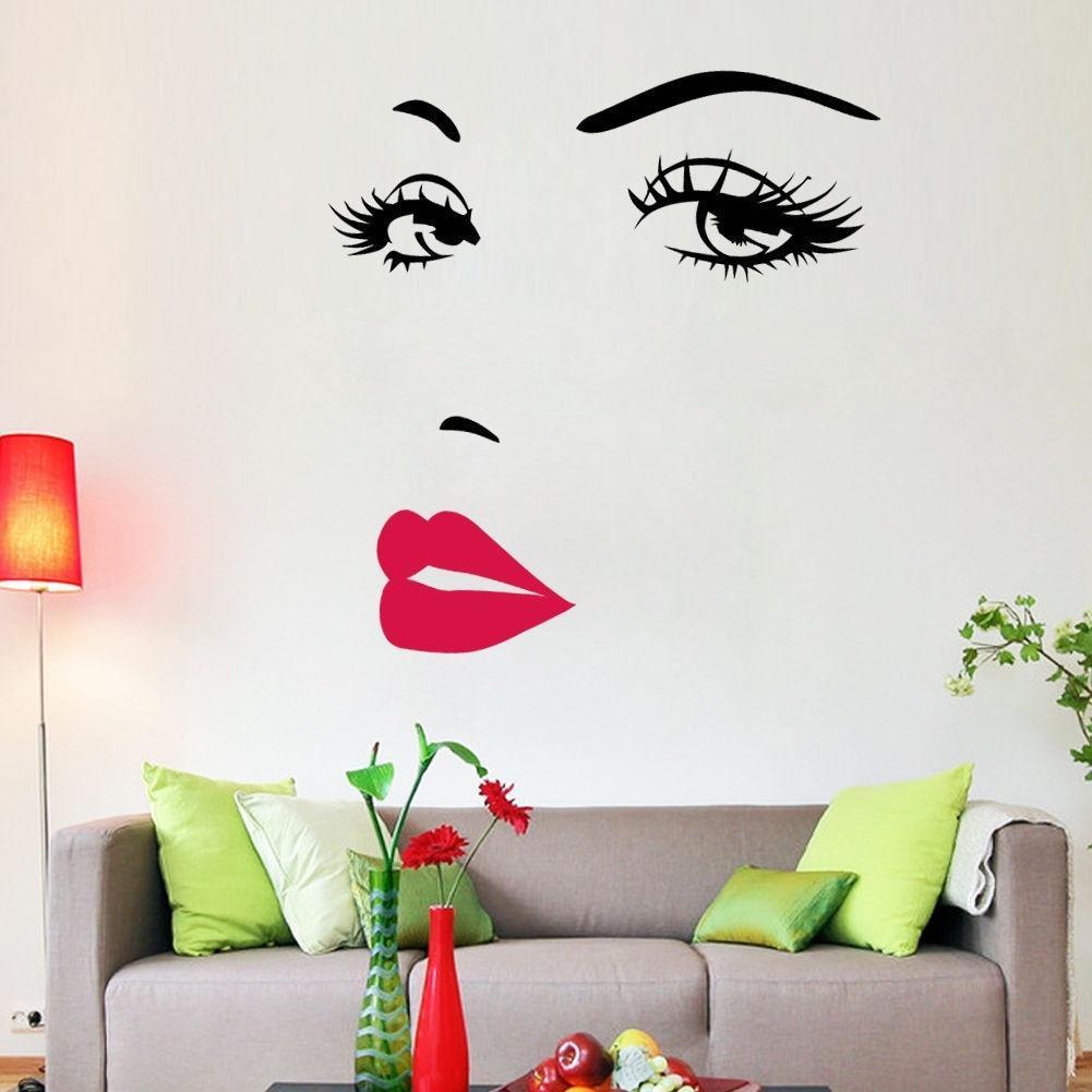 Искусство стены наклейки Decals Главная Декор Mural Великобритании фото