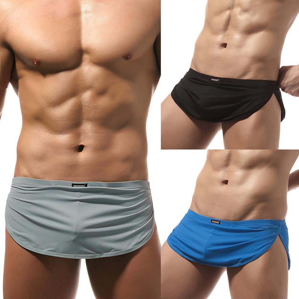 Männer Sexy Dual Layer Unterwäsche Stringtangas