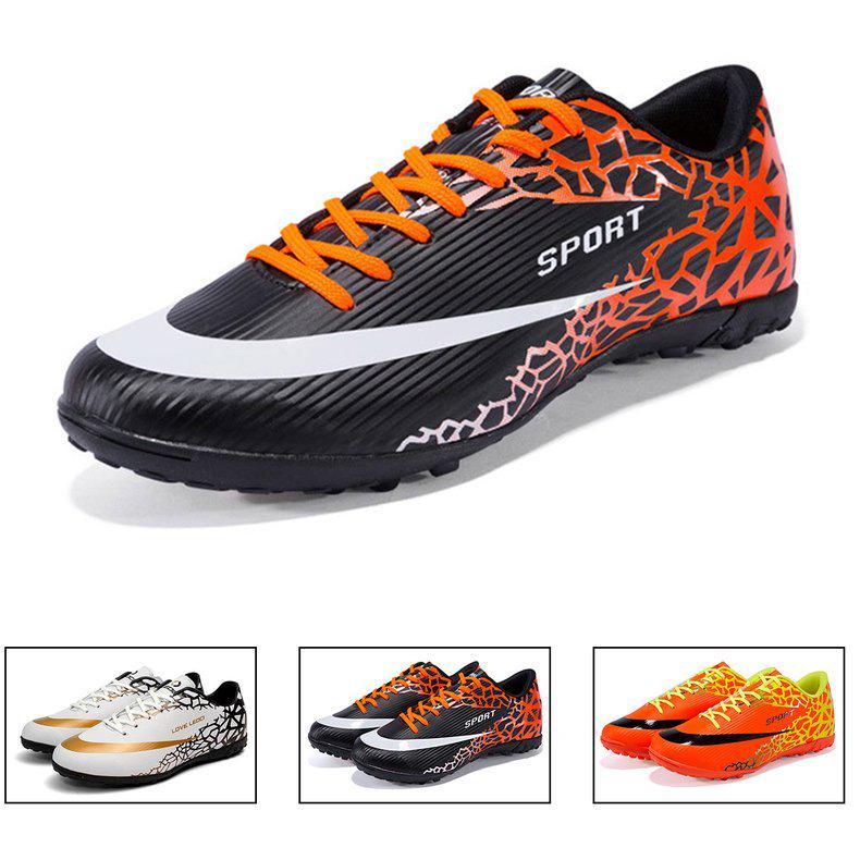 ABC antideslizante fútbol fútbol transpirable zapatos de entrenamiento -  comprar a precios bajos en la tienda en línea Joom 69481a8fe0558