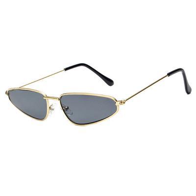 Gafas de sol de película alta costura diseñador gafas de sol alta calidad  Metal espejo marea 57aa70d016
