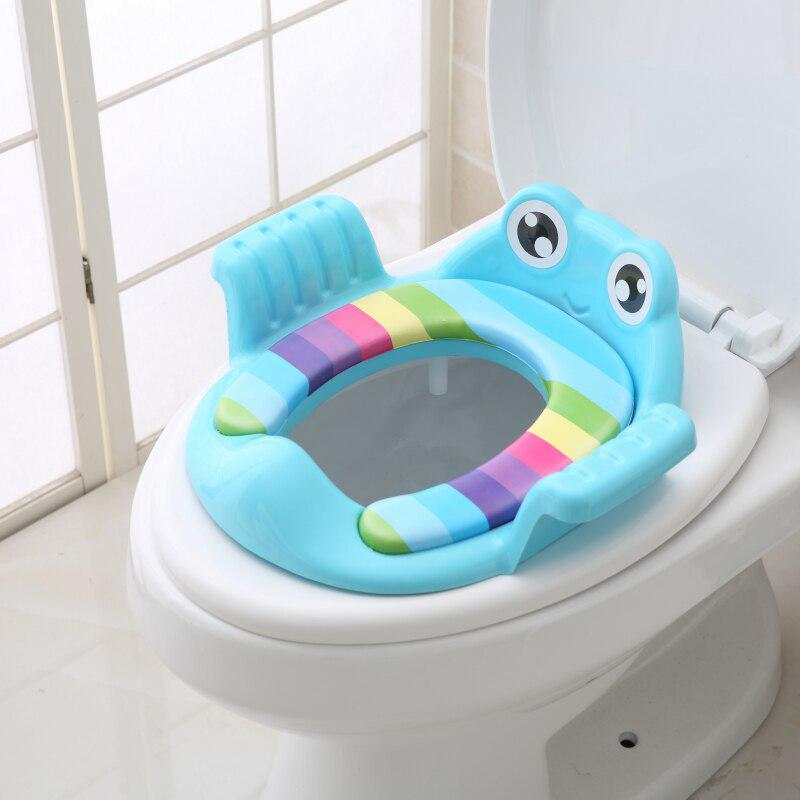 Buy Baby Toilet Potty Seat Children Potty Safe Seat With Armrest For Girls Boys Toilet Training Outdoor Travel Infant Potty Pad 2 At Affordable Prices Price 11 Usd Free Shipping Real
