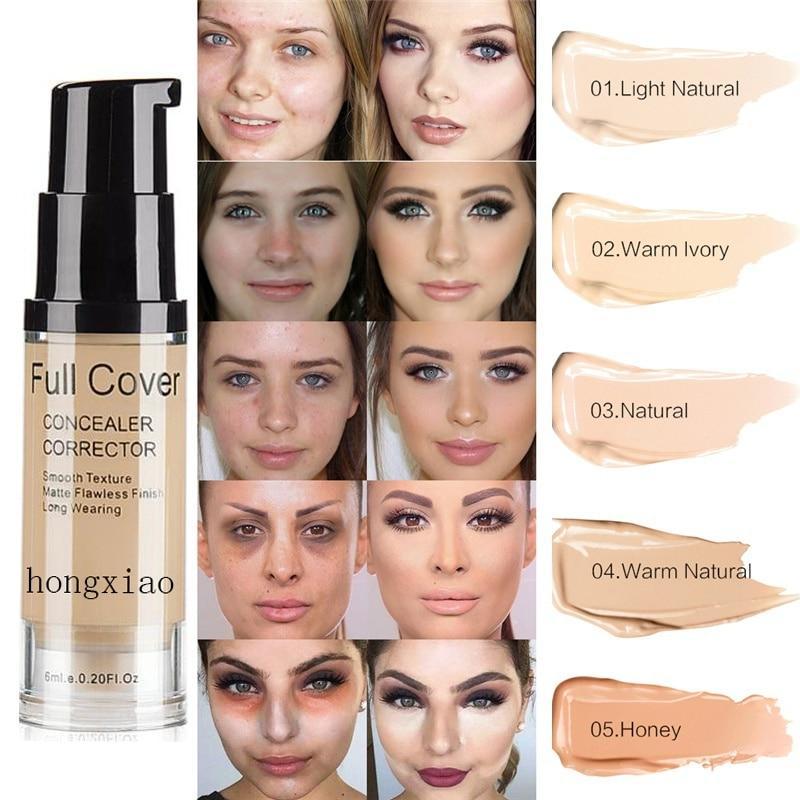 Women Liquid Concealer Makeup Eye