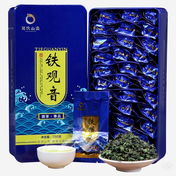 10Pack 8g ароматный Анси Tieguanyin чай Улун чай 80г Китайский галстук Гуань Инь Зеленый чай – купить по низким ценам в интернет-магазине Joom