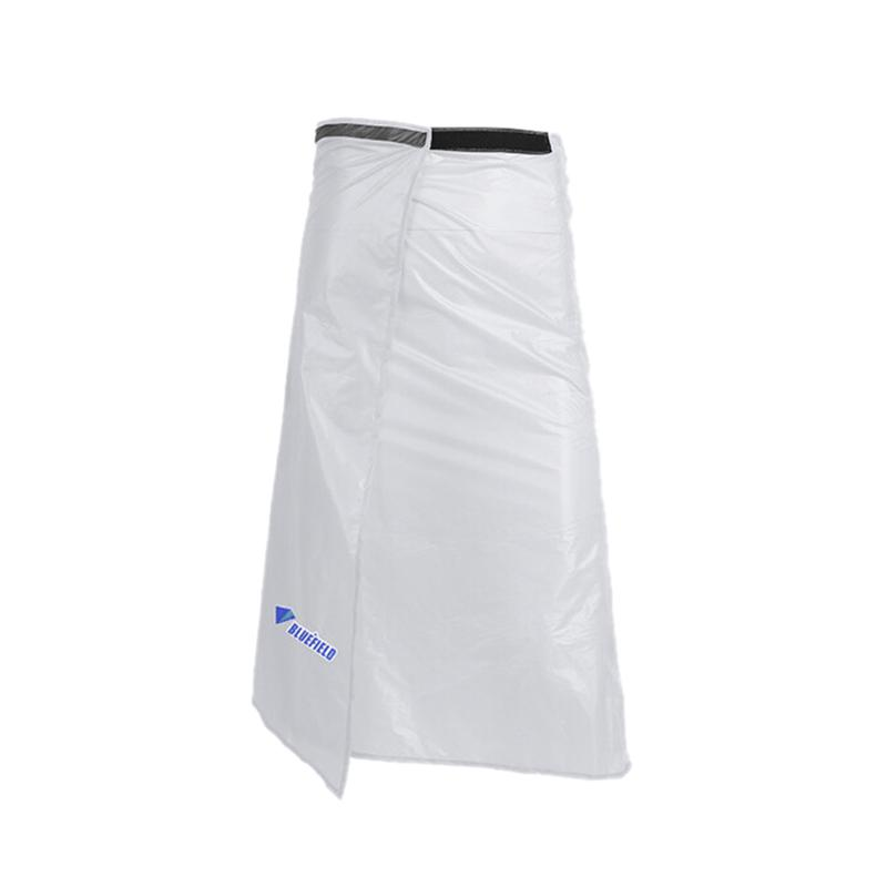 15D Nylon Cycling Camping Hiking Rain Pants Lightweight Waterproof Rain Skirt SJ